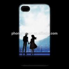 High grade make fancy custom design cell phone case for iphone 4 4s 5 5s