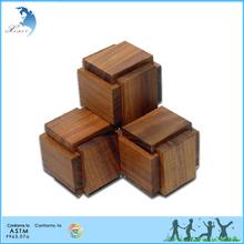 Krbana - Adult Brain Teaser 3d Wooden Puzzles Toys