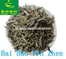 Fuding white tea Bai Hao Yin Zhen Chinsese famous