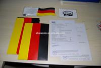 Car flag magnet,Germany flag magnetic sheet,Custom national flag magnet for cars