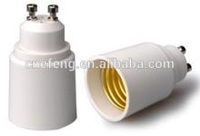 led adapter bulb gu10 to e27