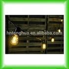 outdoor light string garden patio home lighting edison bulbs