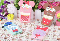 New Products 3D Cute Cartoon Silicone Ice Cream Case for IPhone 5S