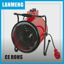 Portable Electrical fan heater 9kW LXDY9, Industrial fan heater
