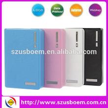 10000mah portable power bank mobile charger