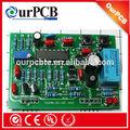 dupla face remoto controlador eletrônico placa de circuito impresso de montagem