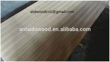 Teak veneer plywood for interior door