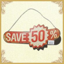 Latest Style Shabby Chic Save 50% Ornamental Wall Plaque(YF1355)