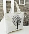 2014 custom canvas cotton bag,100 cotton canvas bags,cotton canvas boat bag