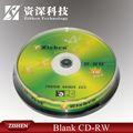 الجملة cd موسيقى/ zishen cd- r التكنولوجيا/ فارغة مجلس الإنماء والإعمار فارغة