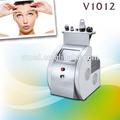 2014 venta caliente!!! En 4 1 profesional de cuidado de la piel de radio frecuencia de enfriamiento célula de diálisis mesoterapia beaity de la máquina
