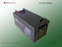 12V 160Ah sealed lead acid gel batteries rechargeable deep cycle