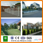 Powder painting 3d garden fence/ wire mesh fence