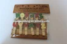 wooden peg art crafts wooden clip vent clip car air freshener