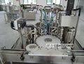 Automática 5-30ml gotasparalosojos de llenado y tapado de la máquina