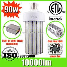Hot sale excellent quality led corn E27 cob 90w high power supply