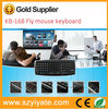 KB-168 2.4g wireless keyboard wireless Air Mouse Fly Mouse for android tv box Computer and TV Using