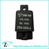 0ZT611 auto relay 30A oeg relays air conditioner relay