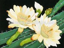 Discount best selling artist flower painting