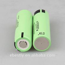 original 18650 panasonic LI-ion lithium battery