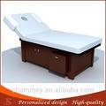 Único clássico fantasia madeira salão de beleza mesa beleza serviços de salão mesa