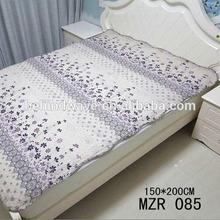 Purple Flower Bed Sheet Sets India