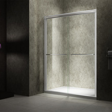 Hot and promotion swing shower screen modern swing shower screen sliding swing shower screen