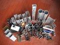2014 fabricación de China anodizado de aluminio de tuberías y tubos