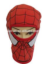 winter warm polar fleece mask hat for children