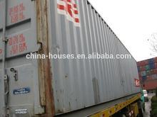 Qingdao/Shanghai/tianjin/xiamen/Ningbo second hand 40ft container