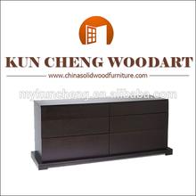 Tassels solid wood dresser table for luxury bed room sets/Wooden dresser