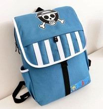 2014 China factory cool skull printing nylon and polyester backpack for teens/ woven fabric cute cartoon packback