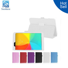 Slim Folding Cover Case for LG G Pad 7.0 inch Android Tablet With Smart Cover Auto Wake & Sleep + Stylus Pen Loop