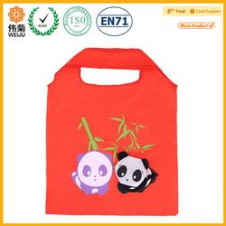 folding eco bag,fold up bags,shopping folding bag