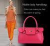 2014 fashion lady handbag tote bag supplier