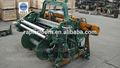 el tejido de algodón de la máquina de tejer telar de la lanzadera de china tejer telar de la lanzadera