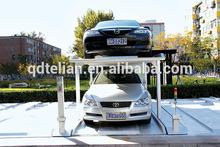 CE mechanical outdoor parking lot parking car