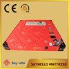 M1547 talalay economic natural thin 100% latex mattress