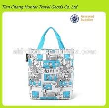 PP laminated Pattern of Snoopy shopping bag, tote bag