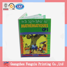 Wholesale Colorful Picture Preschool Educational Book Printing