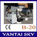 2015 nouvelle chine fabricant CE approuvé B-20 brûleur à gaz pour chaudière