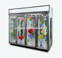 Crystal flower keep fresh cooler