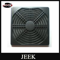 80mm computer case plastic fan grille+filter fan guard