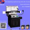 liquid PVC dispensing machine with 12 colors fast make key chian