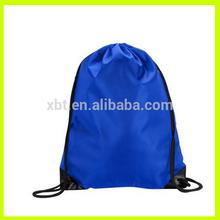 Waterproof Drawstring Bag with PU Corner