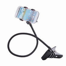 Fashion Two Clips Lazy Phone Holder for Samsung S3 S4 S5 NOTE2/3 Holders