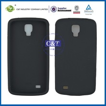 Phone Cases From Competitive Factory silicone protector cover for galaxy s4