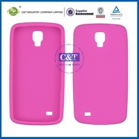 2014 The Best Hot Sale silicon case for samsung galaxy s4 active i9295