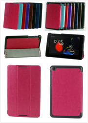"Crazy Horse 3 folding Voltage Leather Case Wallet Cover For Lenovo A8-50 A5500 8"" Tablet"