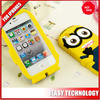 3d sublimation phone case for iphone 5 Fashion Cute Lovely Pattern Soft Silicon Case Cover